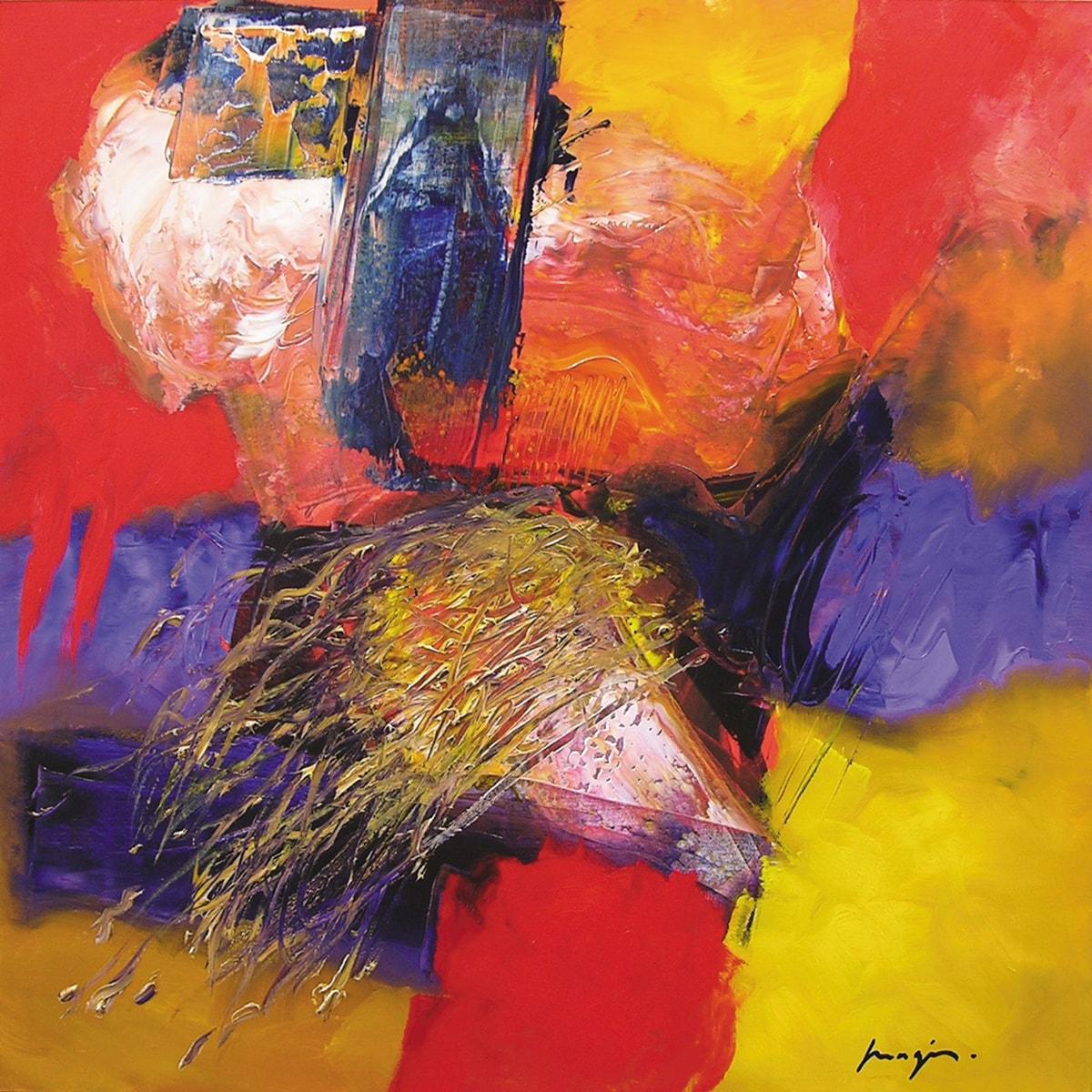 pascal magis - artiste peintre
