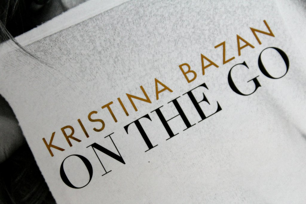 On the Go - Kristina Bazan