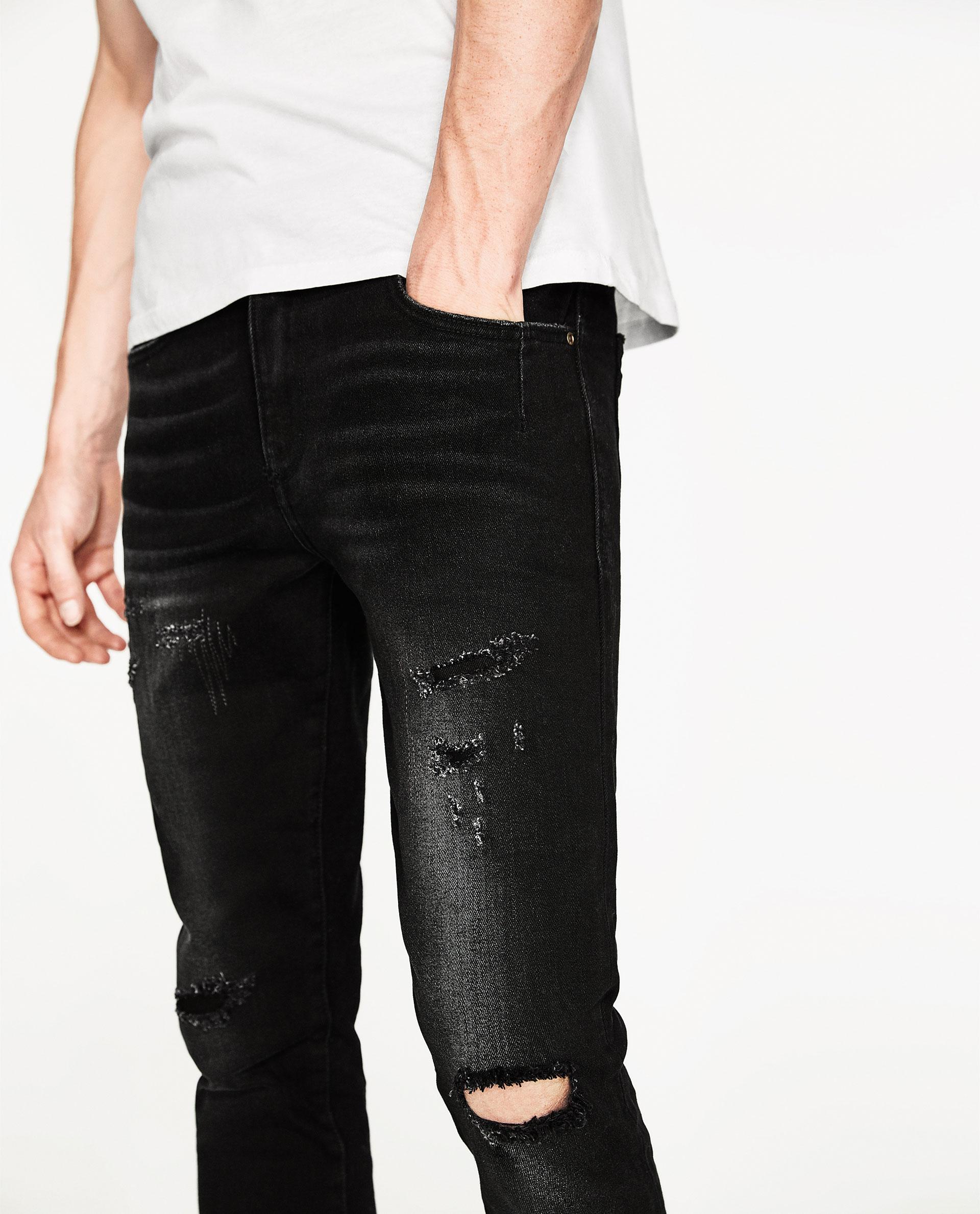 Jean skinny Zara