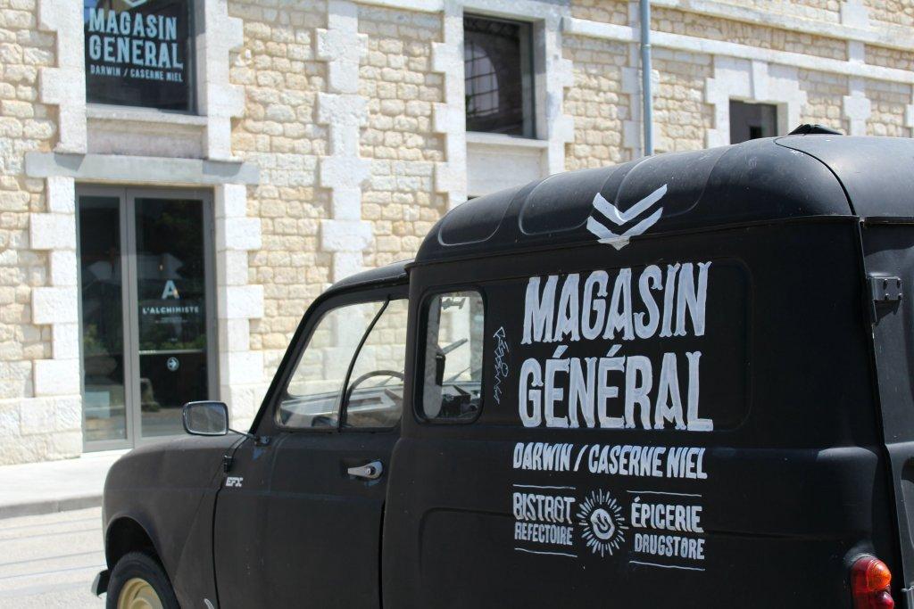 Magasin Général Caserne Niel - Darwin