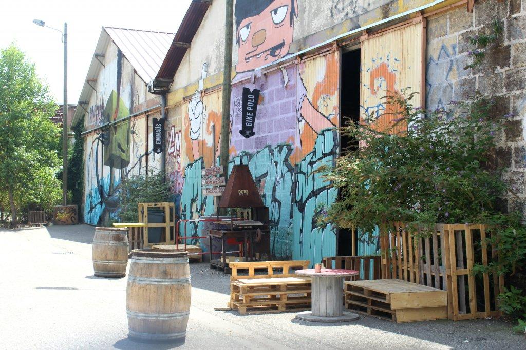 éco quartier Darwin Caserne Niel à Bordeaux
