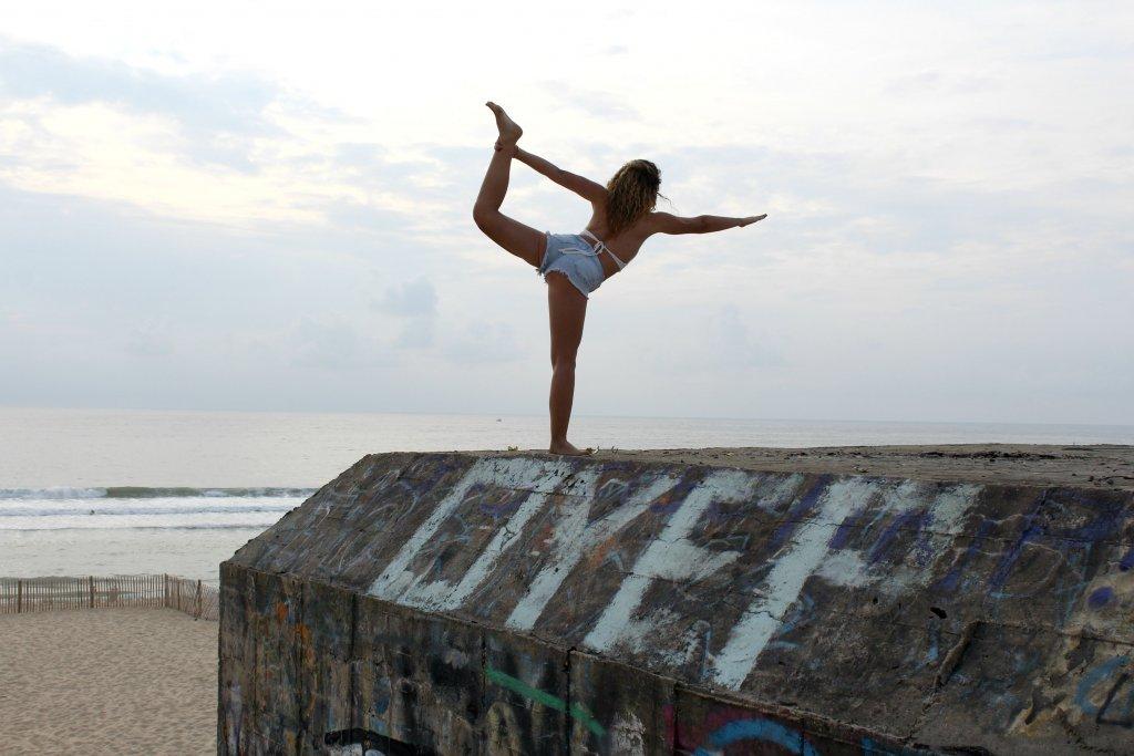 yogi girl