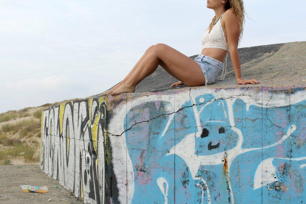 summer vibes look - Cap Ferret