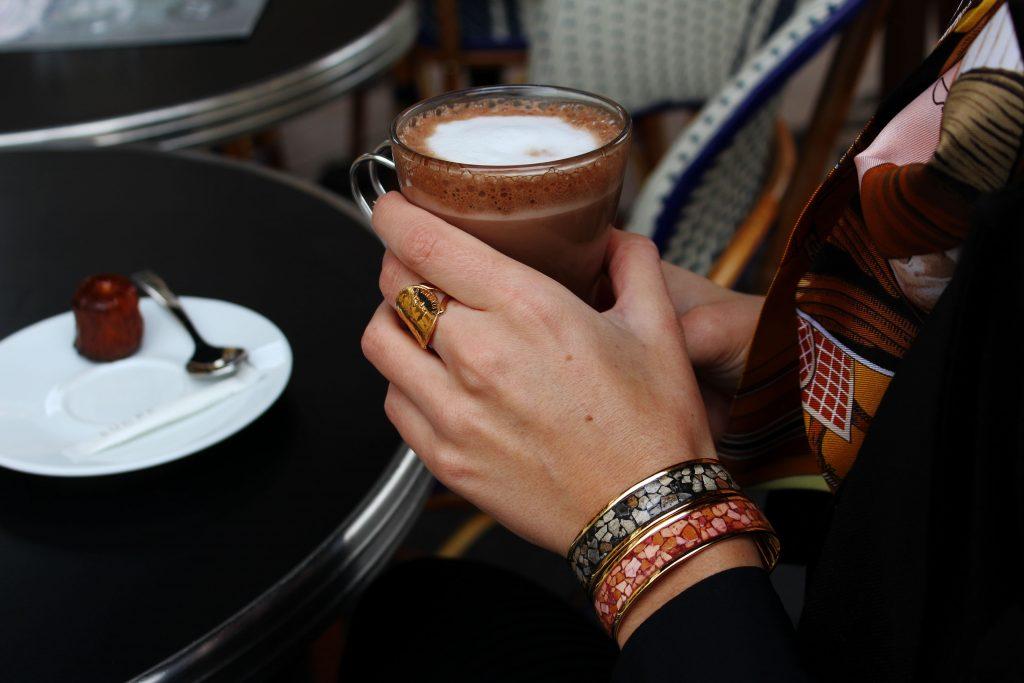 Bracelet Candice Egloff - L'Intendance - Café restaurant à Bordeaux