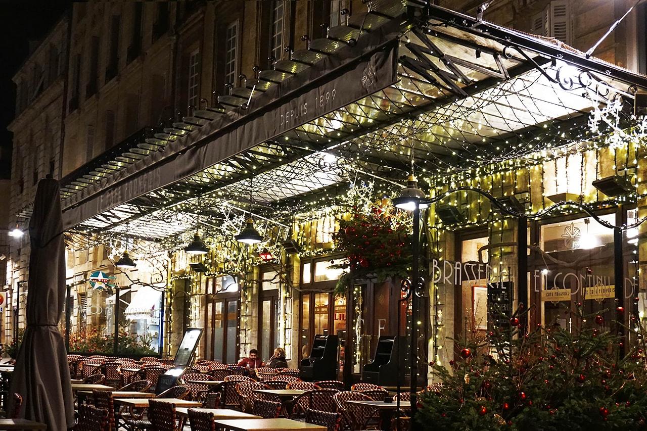 Le café français - Hôtel de Ville - Pey Berland - Bordeaux