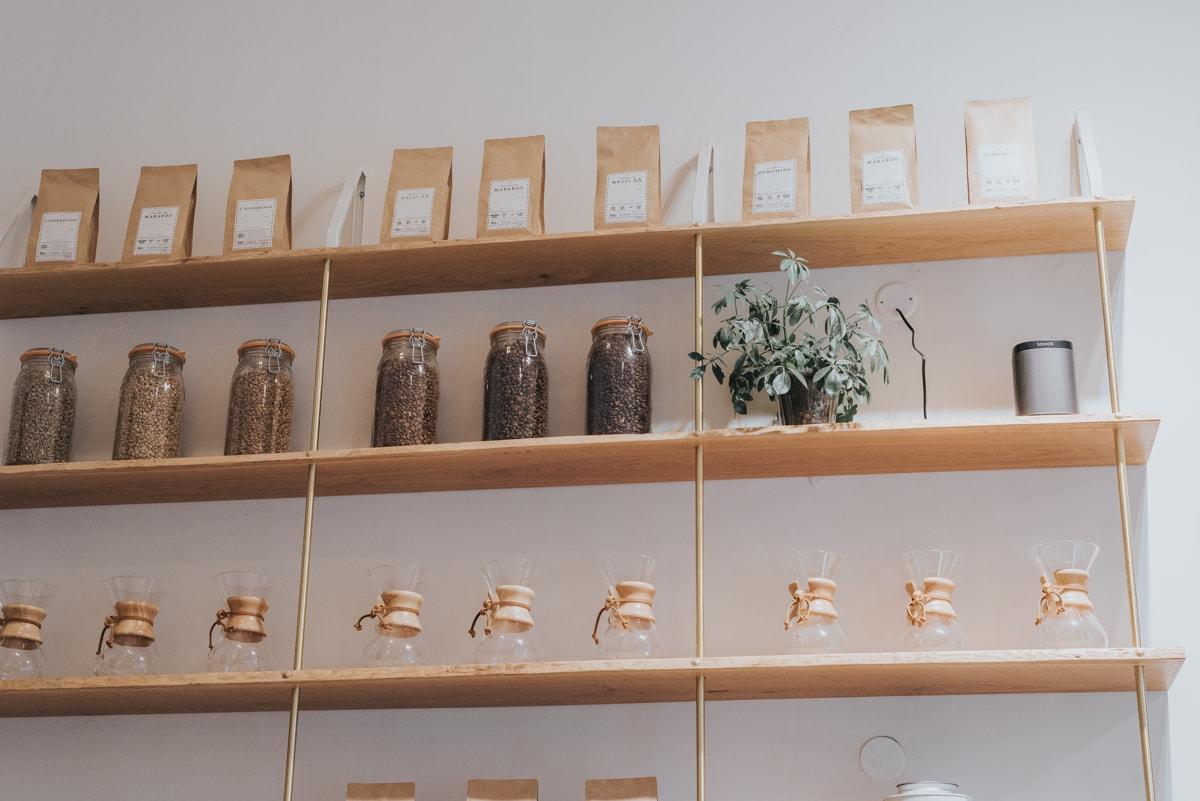 l'alchimiste torréfacteur - café boutique - bordeaux