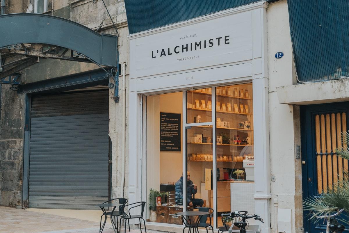 alchimiste torréfacteur café boutique bordeaux blog mode