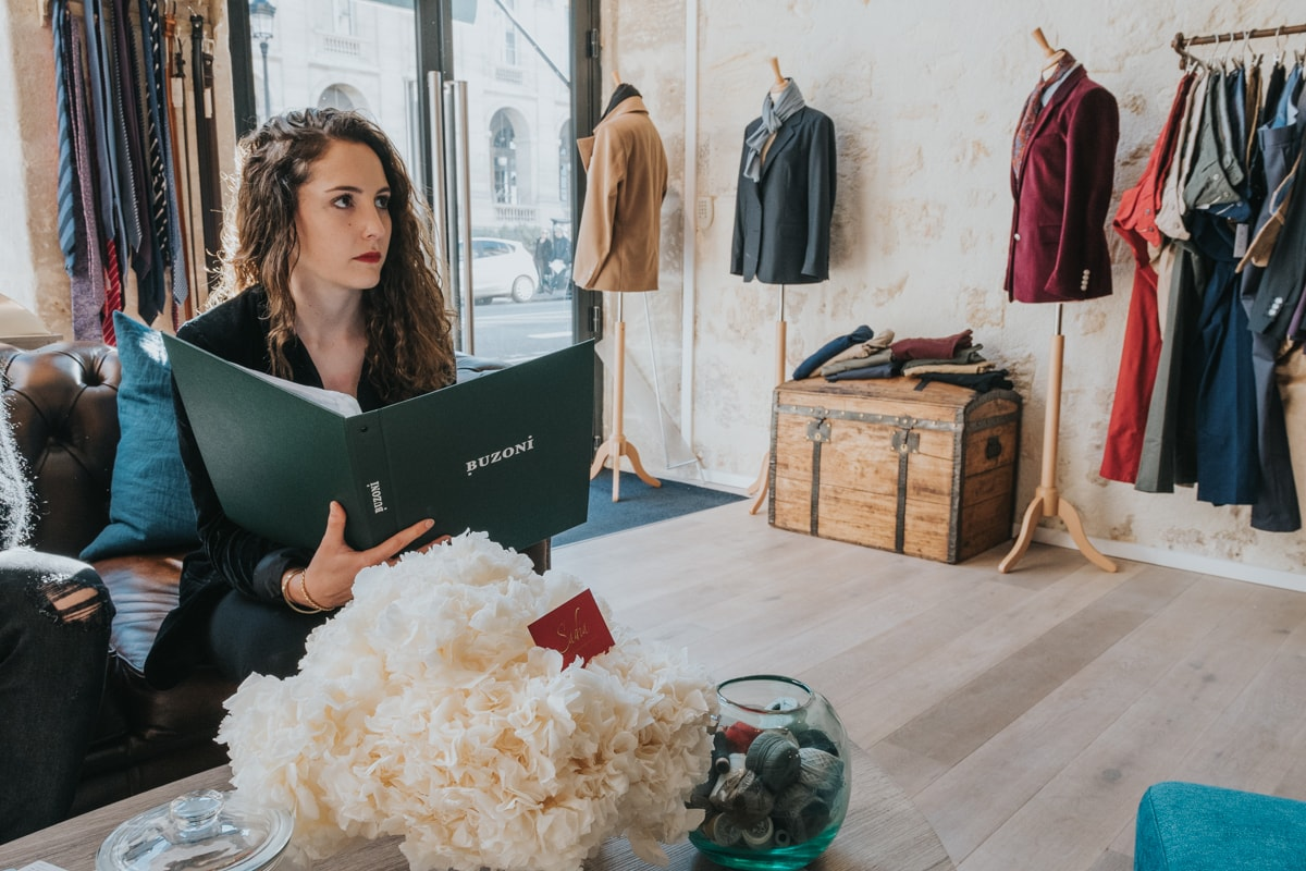 Boutique bonne adresse Bordeaux blog mode