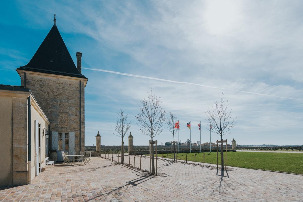 Lilian Ladouys Château Bordeaux bonnes adresses