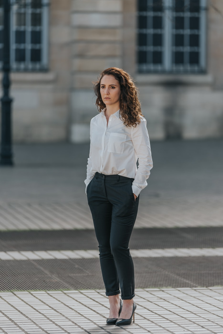 pantalon sur-mesure Buzoni Bordeaux blog mode paris