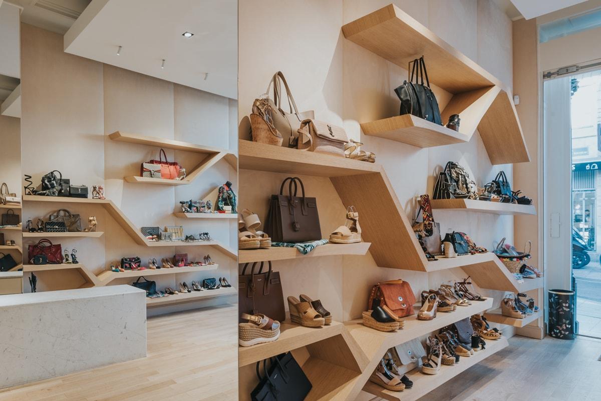 Boutique Parenthèse - adresse shopping luxe Bordeaux