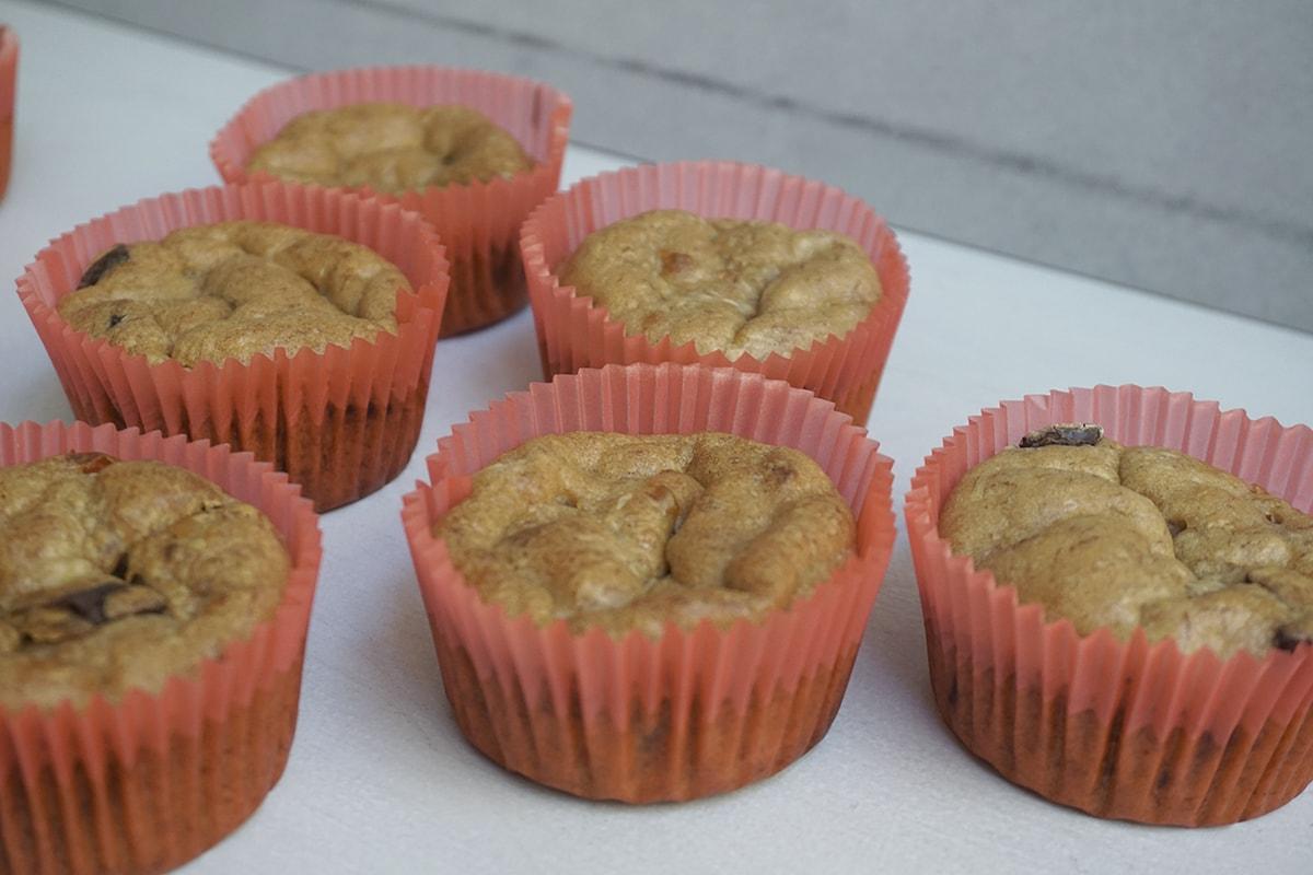 muffins banane recette healthy blog fitness sport
