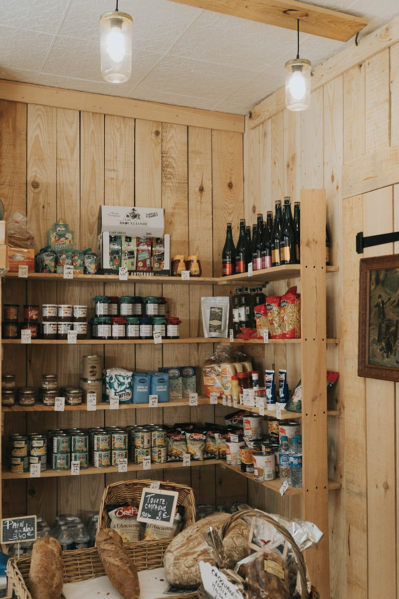 Bonne adresse en Périgord Noir à Domme : Les Délices aux noix