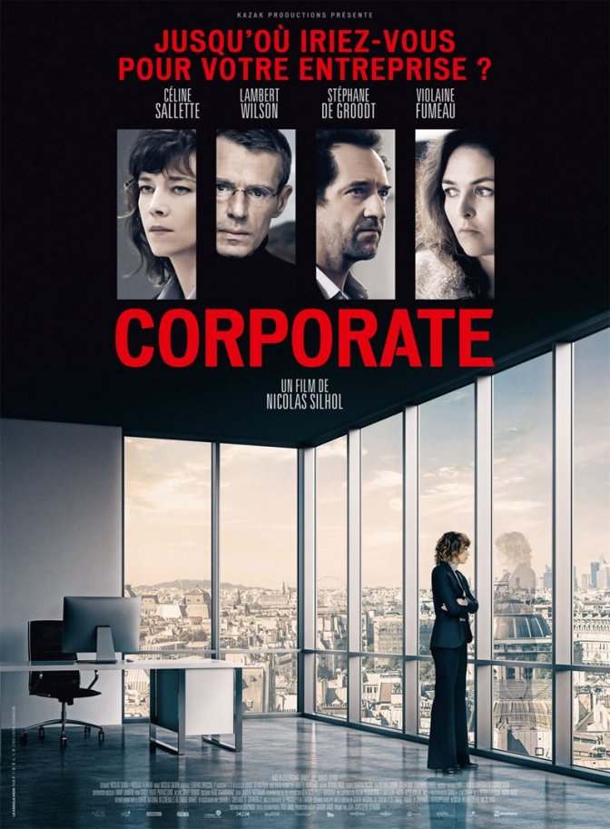 corporate film Nicolas Silhol Céline Sallette
