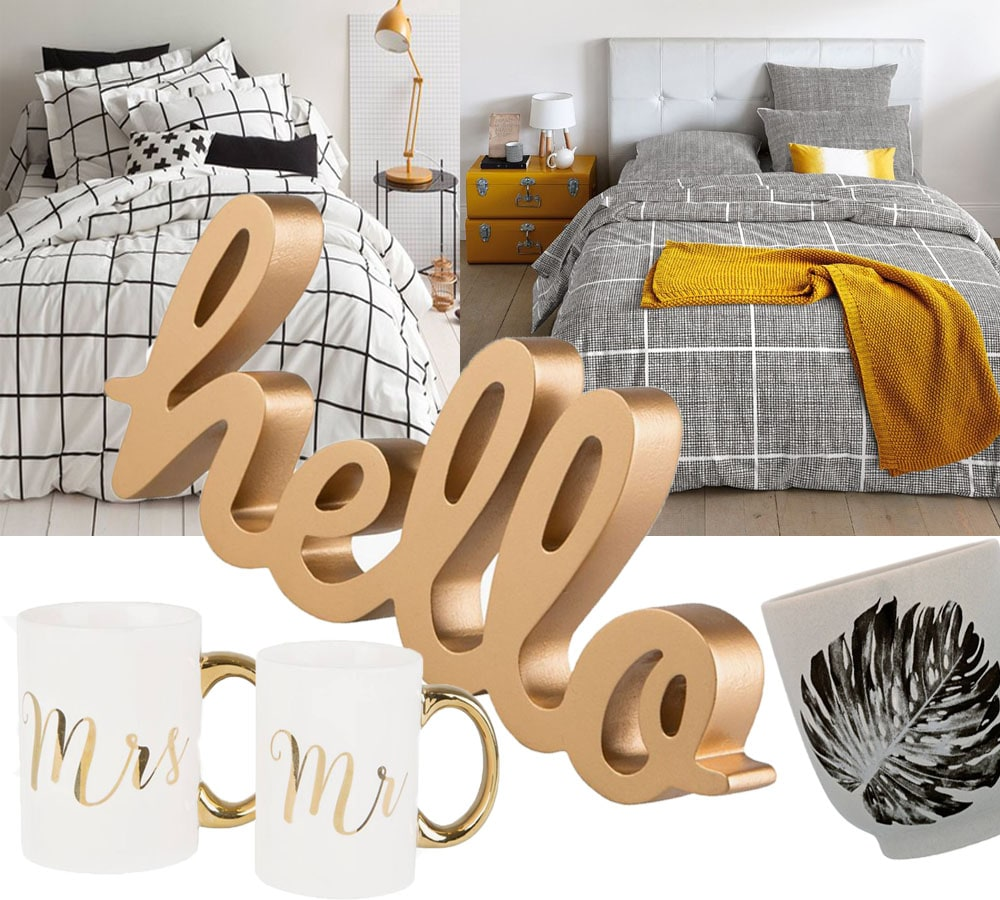 wishlist décoration pimkie home la redoute monshowroom
