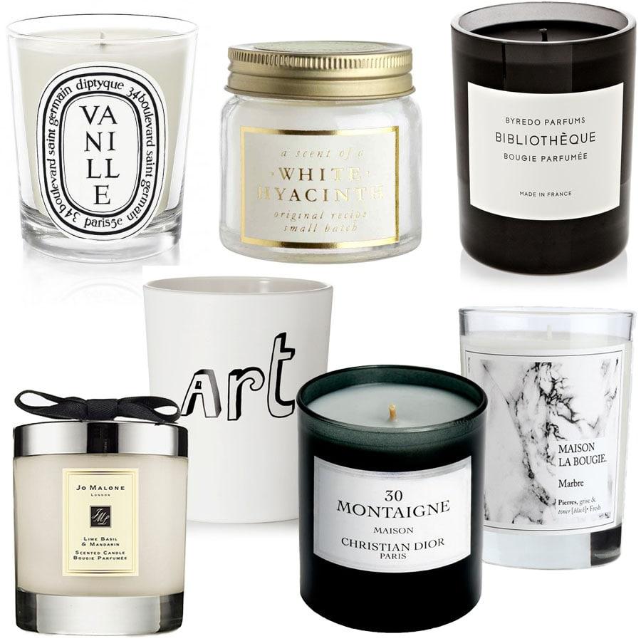 sélection bougies hygge