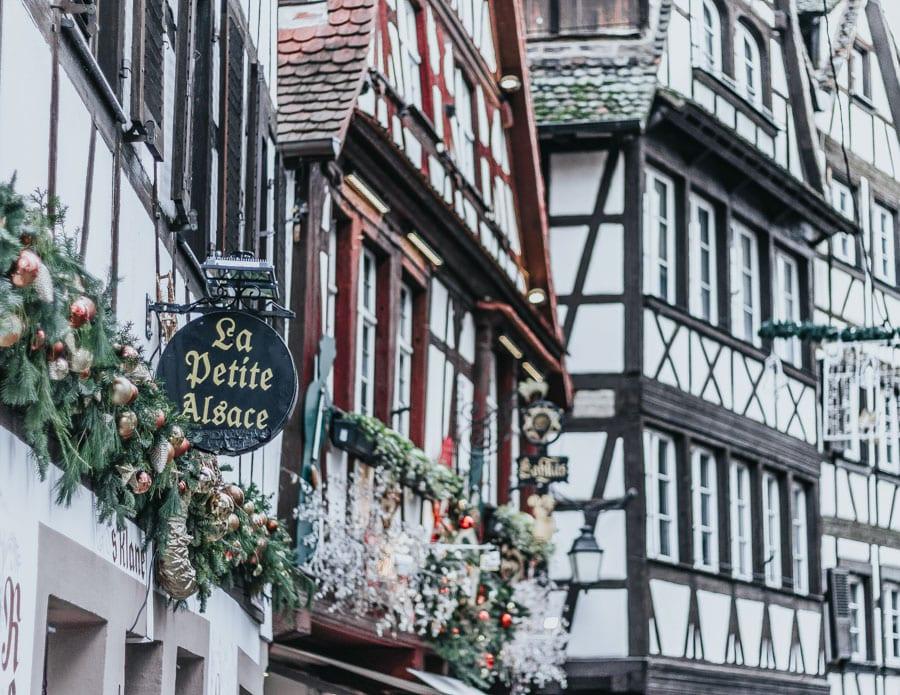 city guide, visiter Strasbourg, week-end, blog voyage