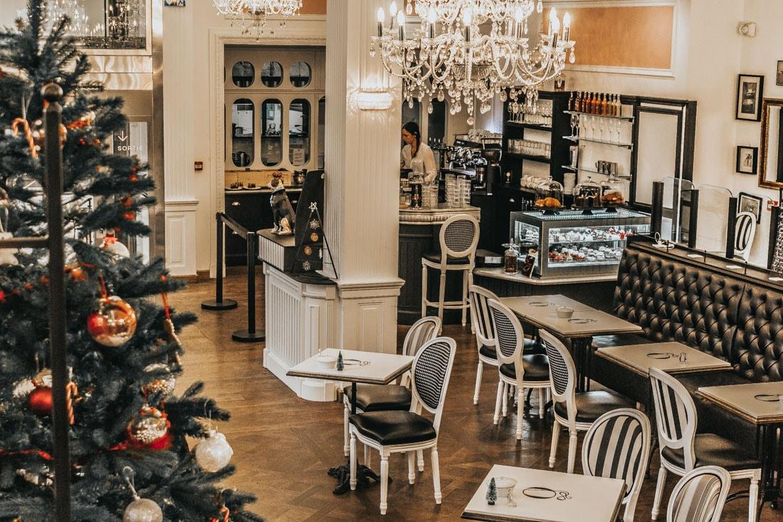 Opéra Pâtisserie à Bordeaux - blog lifestyle bonne adresse