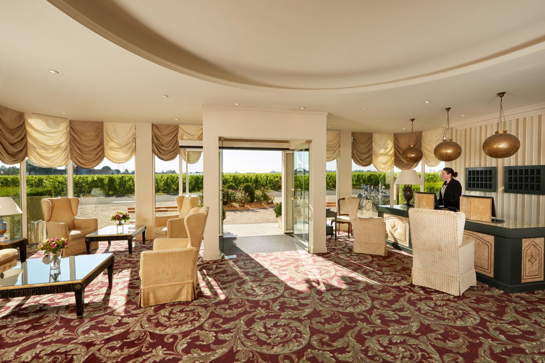 Grand Barrail, luxe, hôtel, château ,blog voyage, Saint Emilion