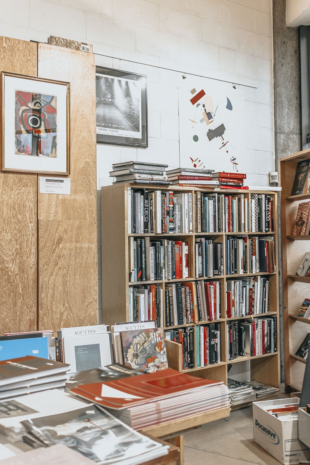 MARCUS CAMPBELL, ART BOOKS, LONDON, BLOG