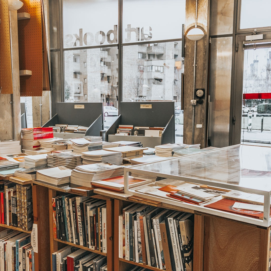 MARCUS CAMPBELL, ART BOOK, LONDON