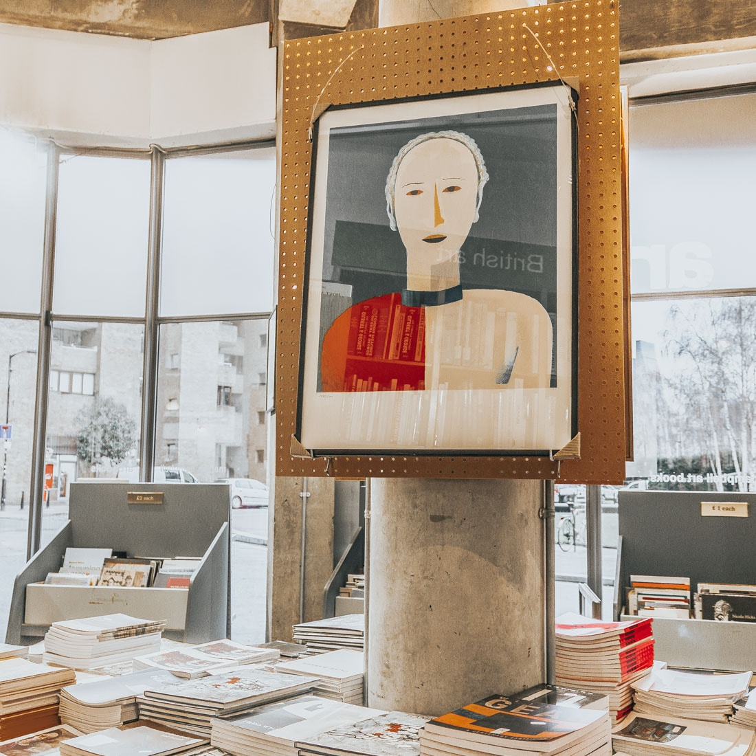 MARCUS CAMPBELL, ART BOOKS, LONDON, BLOG