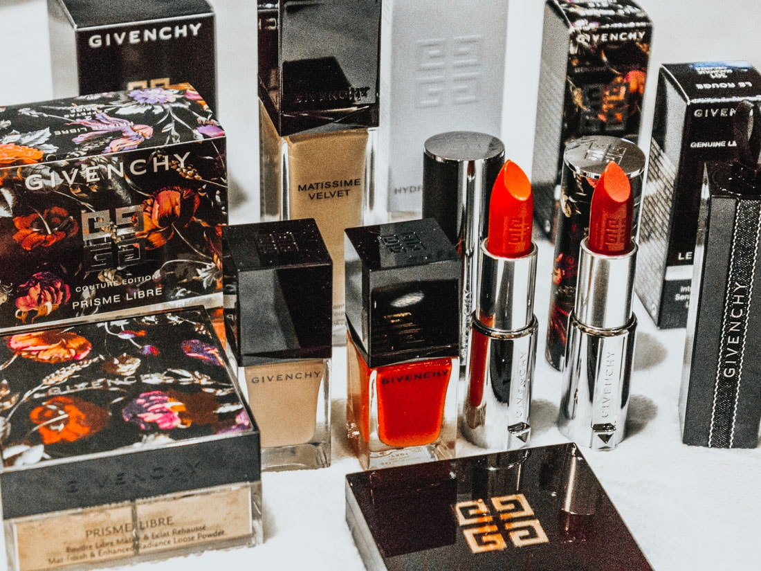 Givenchy Beauty, Make up, blog, maquillage