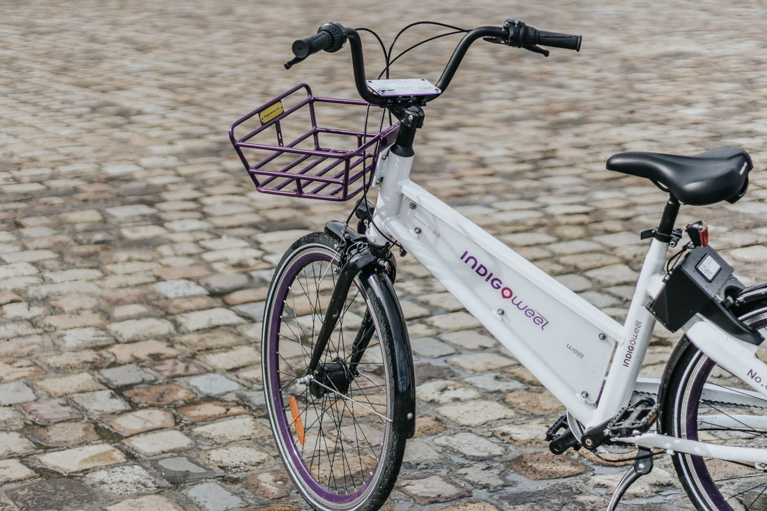 vélo, indigo weel, bordeaux, blog