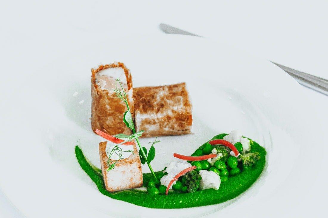 Restaurant, Domaine de Larchey, Guillaume Germanaz
