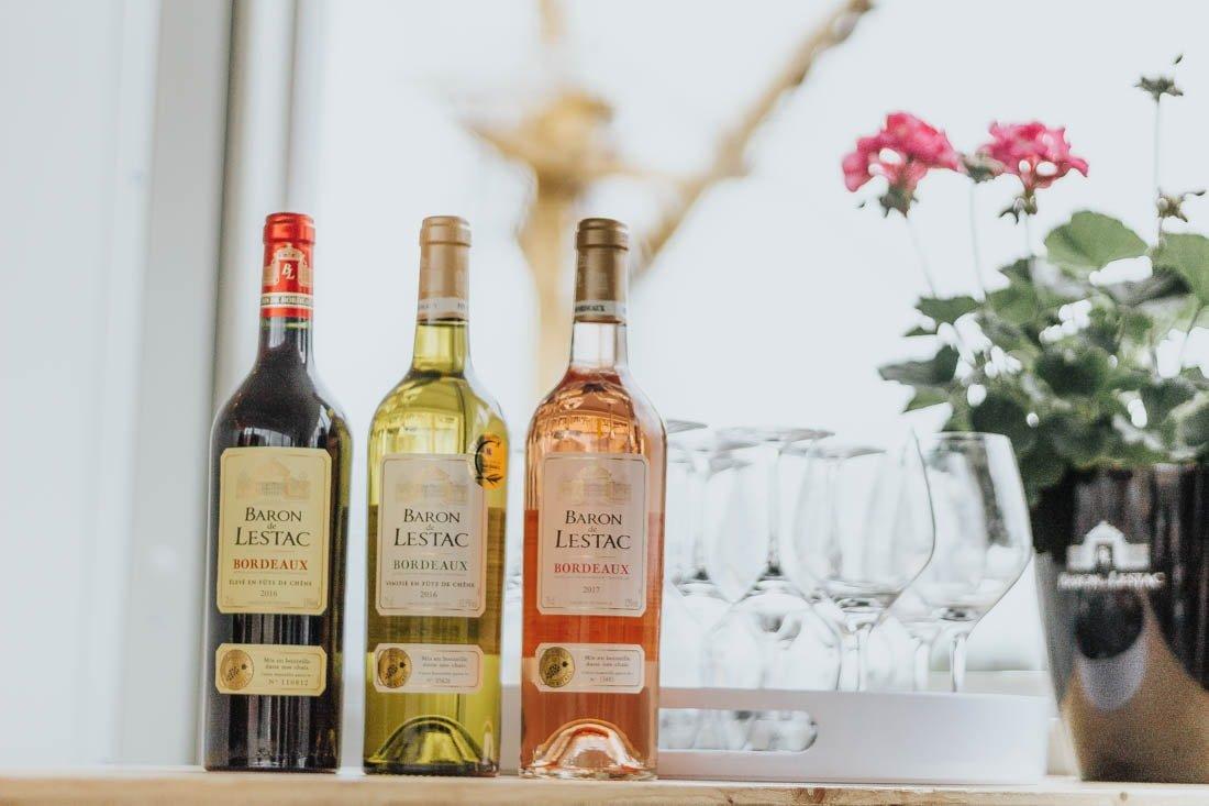 Bordeaux fête le vin, Baron de Lestac