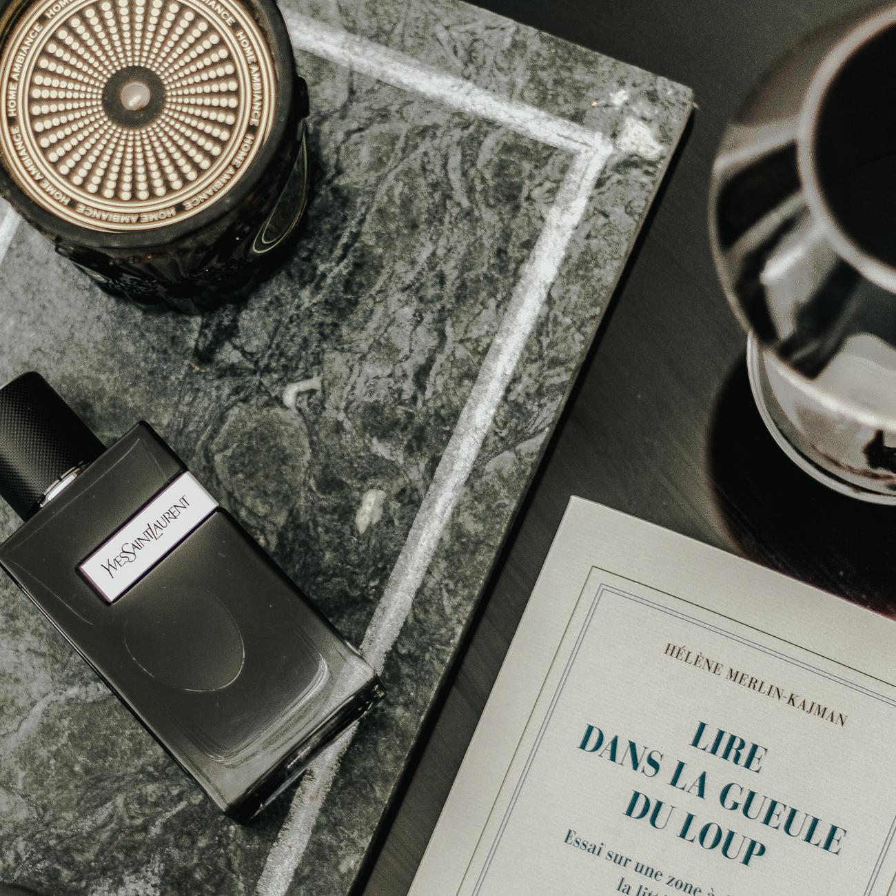 y eau de parfum, Yves saint Laurent, parfum homme