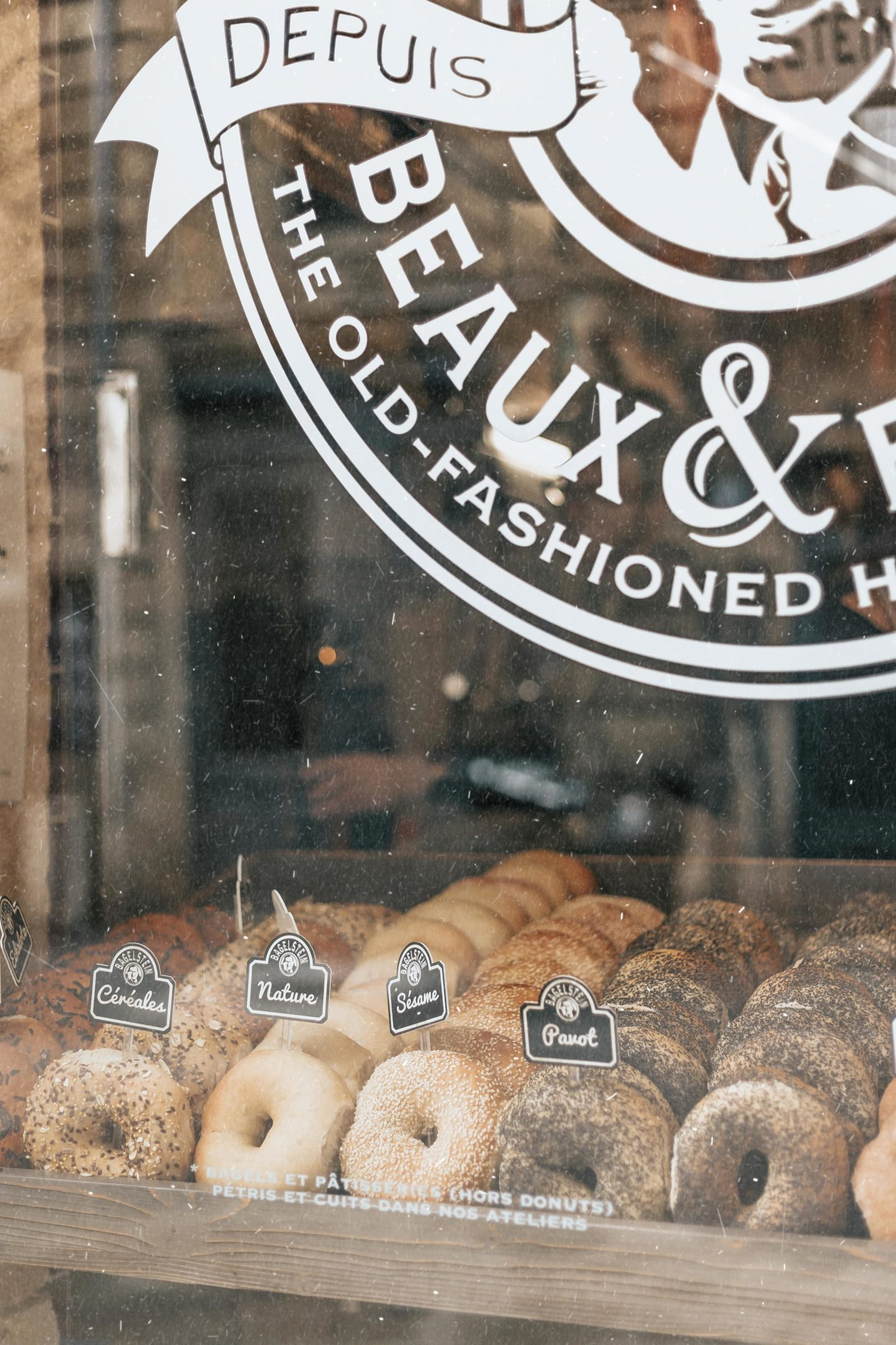 BAGEL, BAGELS, BAGELSTEIN, BORDEAUX, BLOG FOOD.
