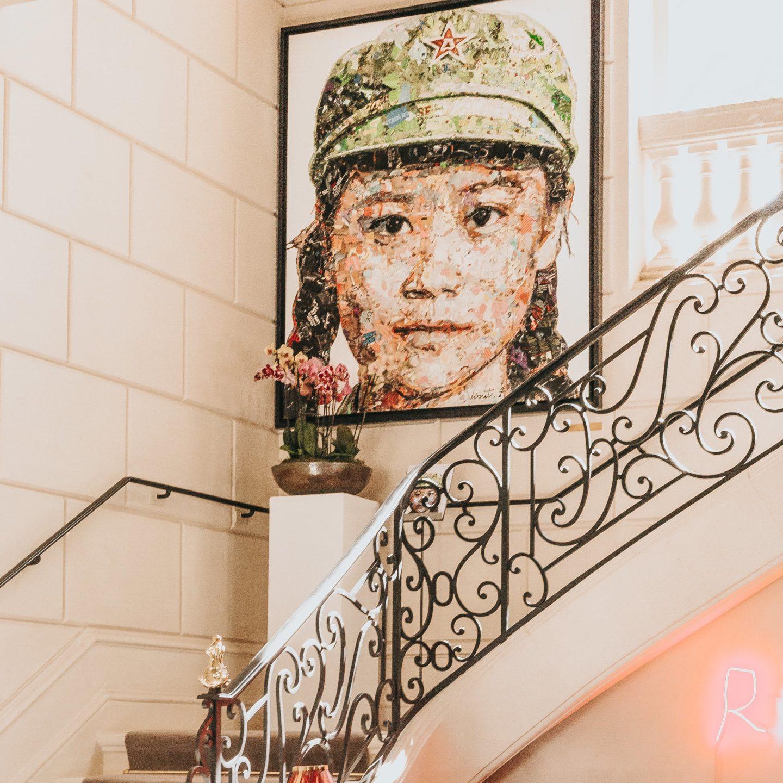 Grande Maison, Bernard Magrez, Pierre Gagnaire, 2 étoiles Michelin, hôtel de luxe.