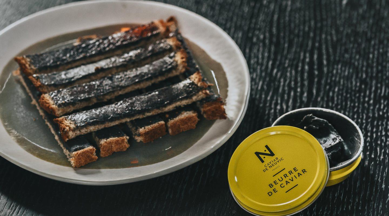 Caviar de Neuvic, Food, Blog, Apéritif, Recettes.