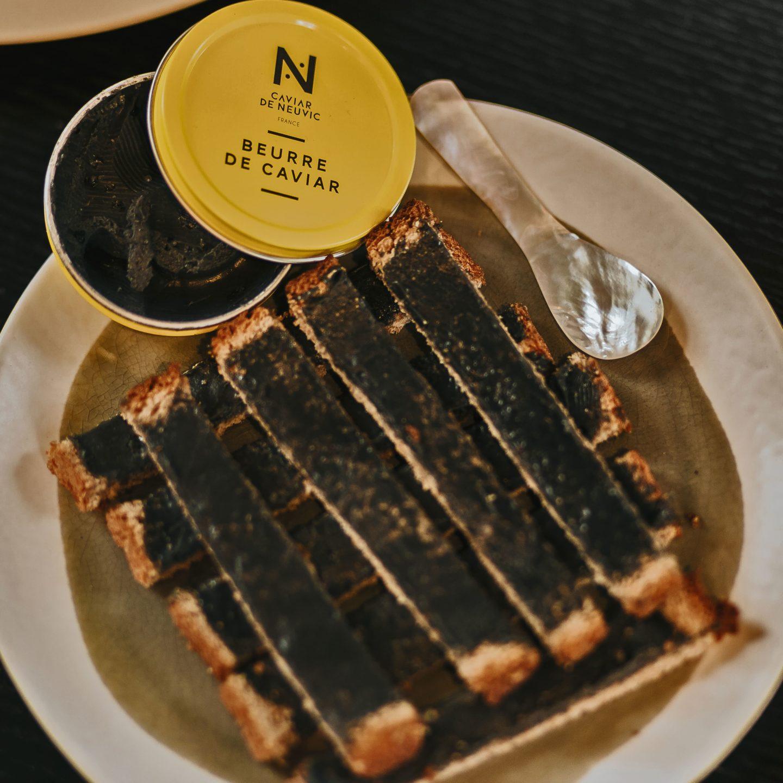 Beurre de Caviar, recette, Caviar de Neuvic, Food, Blog.