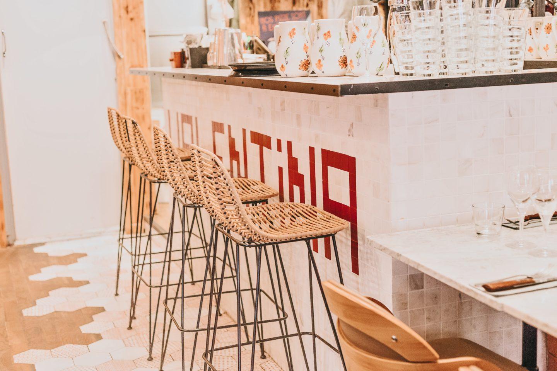 Bar, intérieur,Valentina, Clan des Mamma, Toulouse.