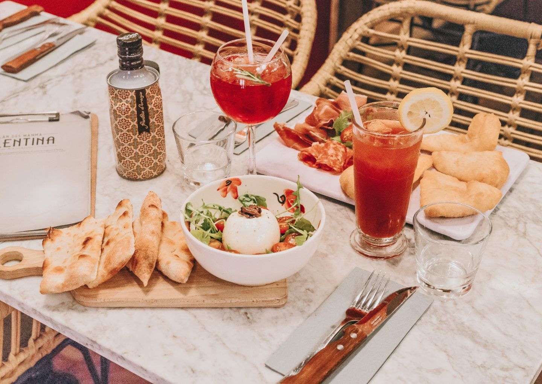Cocktails, Valentina, Clan des Mamma, Toulouse, restaurant.