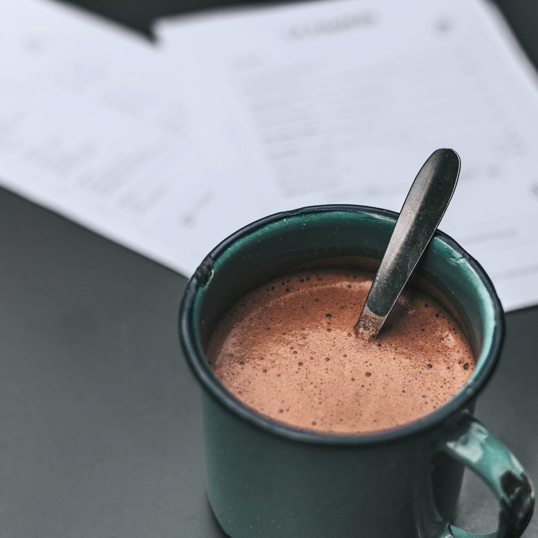 la fiancée, Toulouse, chocolat chaud.