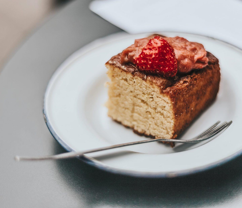 la fiancée, Toulouse, financier, gâteau, food.