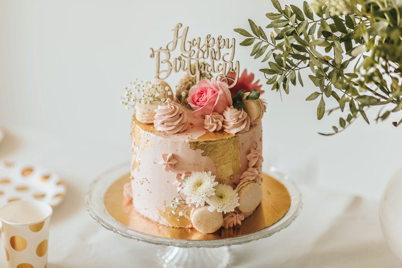 gâteau anniversaire, crème des bordelaises, pâtisserie.