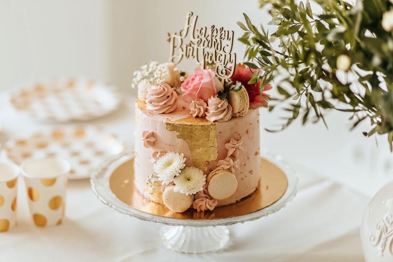 gâteau.