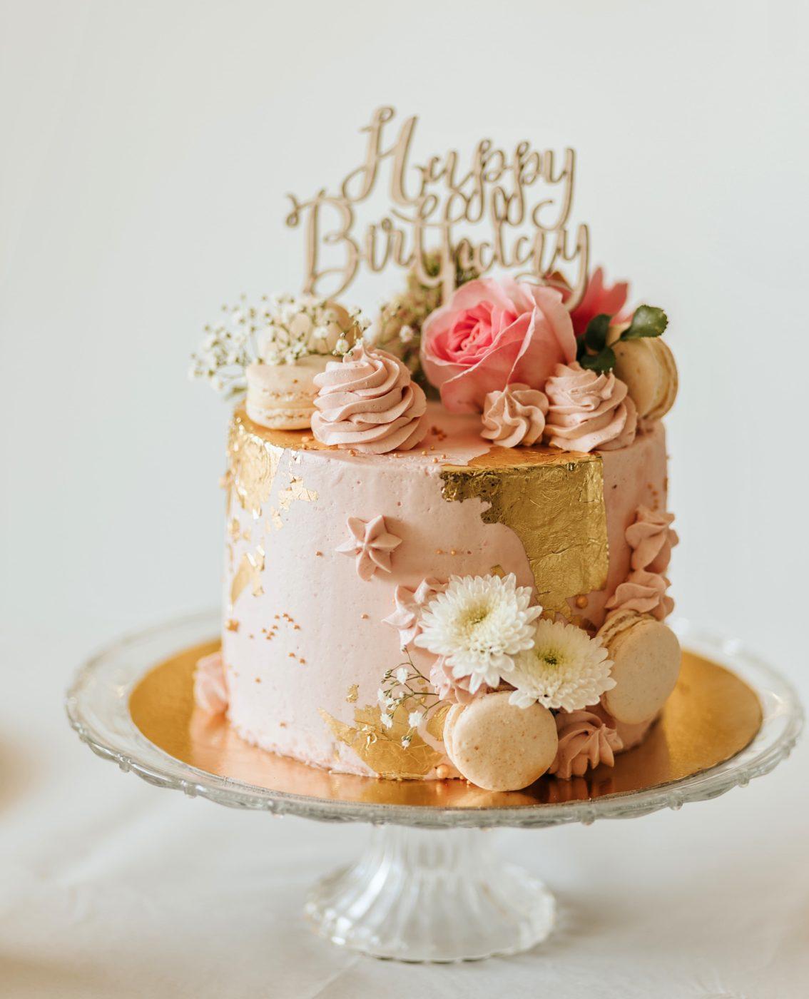 Le gâteau d'anniversaire de mes rêves. - Chronique Bordelaise