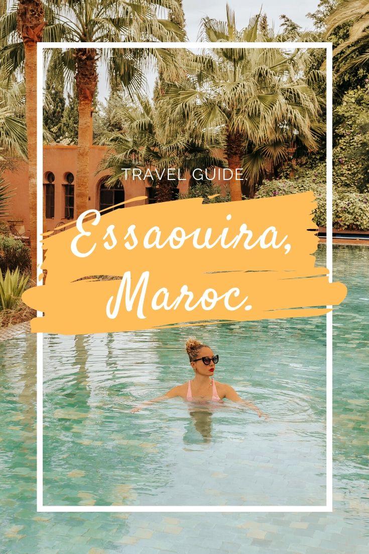 guide voyage : que faire à Essaouira au Maroc ? Blog voyage.