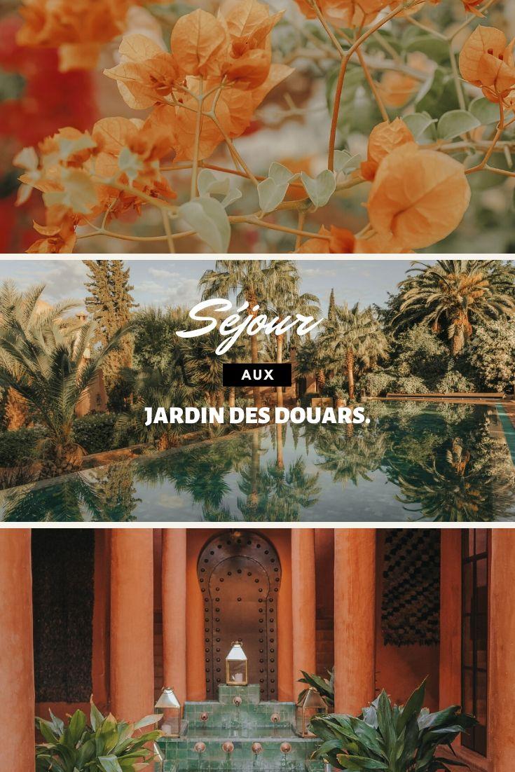 avis, jardin des douars, hôtel, Essaouira