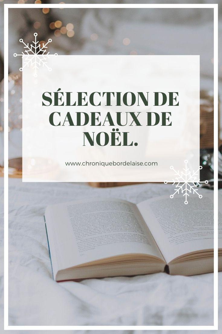sélection de Noël, cadeaux, blog