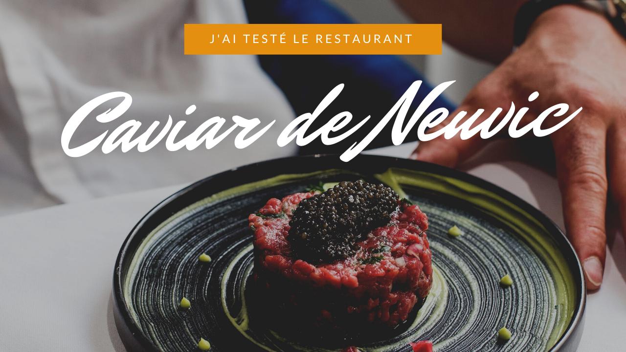 restaurant, caviar de neuvic, bordeaux