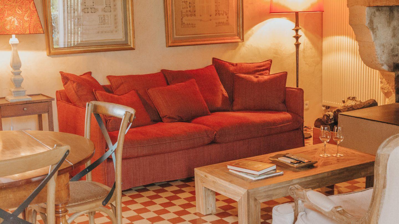 décoration, maison des vignes, hospitality, saint-émilion