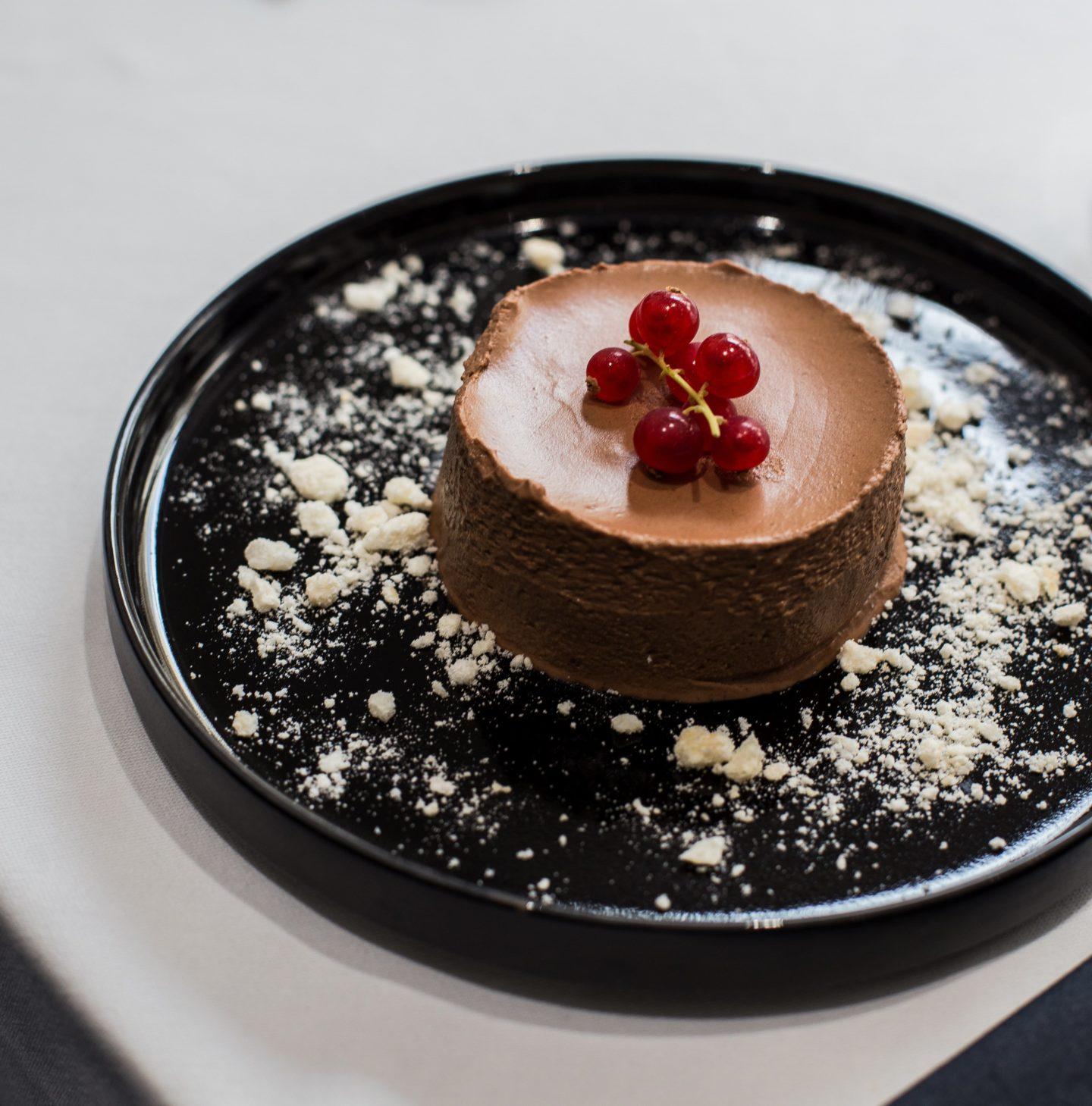 mousse au chocolat, restaurant, caviar de neuvic, passage sarget, bordeaux
