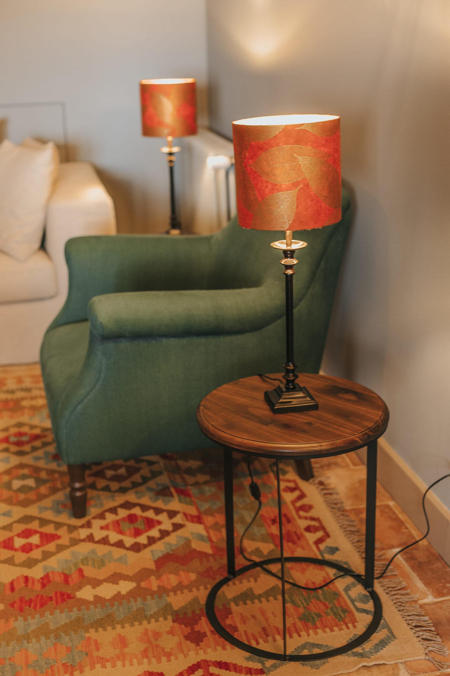 fauteuil, troplong mondot, décoration, chambre d'hôtes